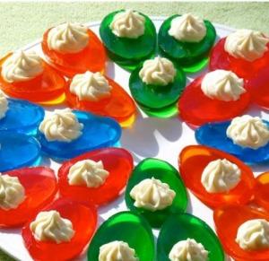 Vanilla-Cream-Jello-Easter-Eggs-Recipe-By-Photo